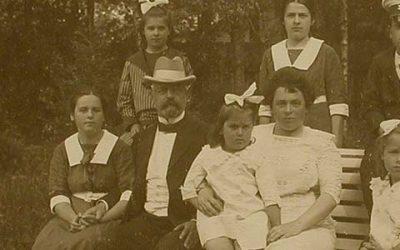 Eesti mõjukaim perekond Poska